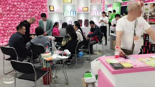 第七届中国微商博览会太火爆  妙尔订单纷至沓来!